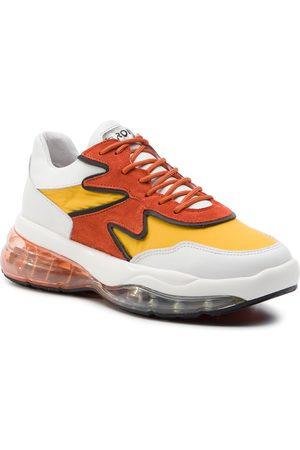 Sneakers yellloworange 3033 Ap Whitel 1562 Bx 66243 zGMpSUqV