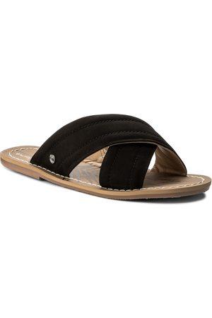 Pepe Jeans Femme Mules & Sabots - Mules / sandales de bain PEPE JEANS - Malibu Essential PLS90314 Black 999