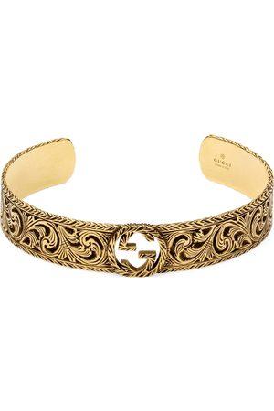 Gucci Bracelet en or jaune avec GG