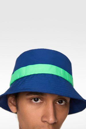 Zara Chapeau de pluie à contraste