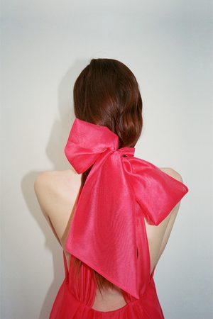 Zara Robe courte en organza