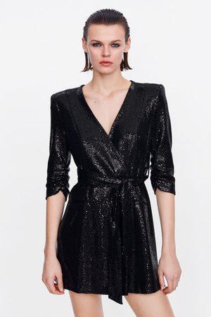 Zara Veste robe brillante