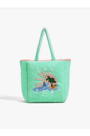 Zara Sac shopper de plage