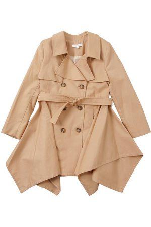 Chloé Trench-coat En Gabardine De Coton