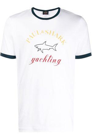 Paul & Shark T-shirt à logo