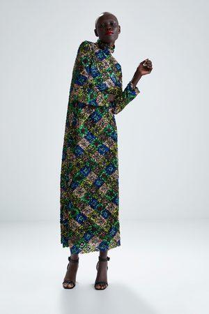 Zara Robe à paillettes édition limitée