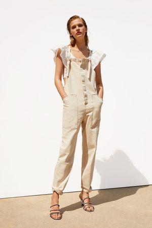 Zara Combinaison longue à poches