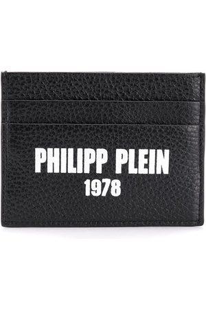 Philipp Plein Porte-cartes à logo