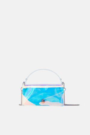 Zara Femme Sacs & Valises - Mini sac de ville irisé