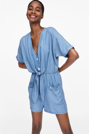 Zara Playsuit with pockets