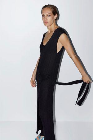 Zara Combinaison portefeuille à nœud