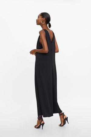 Zara Femme Combinaisons - Combinaison ample à bretelles