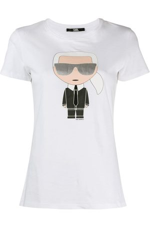 Karl Lagerfeld T-shirt Ikonik Karl