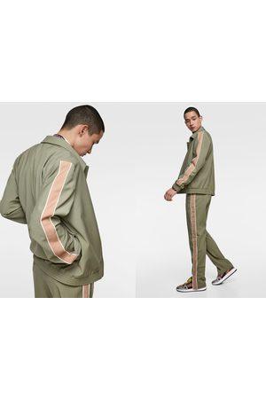 Zara Jacket with side stripes