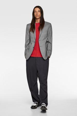 Zara Veste de costume en chintz confort