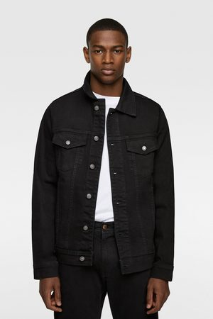 Zara Veste confort denim