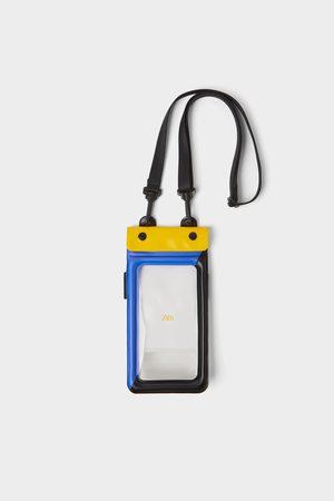 Zara Homme Téléphones - Housse pour téléphone imperméable