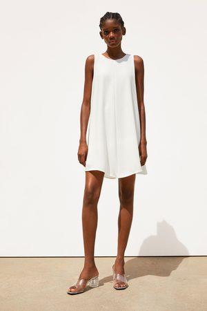 7e71c28232c Robes femme noirs Zara - comparez et achetez