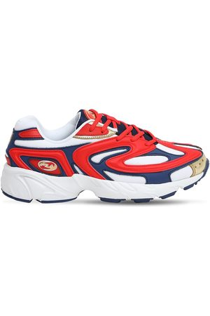 "Fila Baskets En Simili Cuir ""buzzard"""