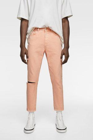 Zara Jean slim coloré