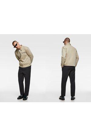Zara Homme Vestes en jean - Veste à poches