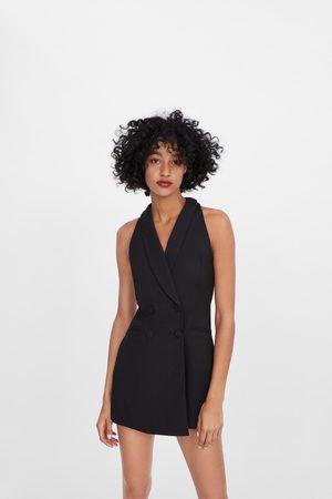 Zara Combinaison veste à boutons
