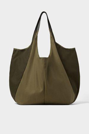 Zara Shopper oversize