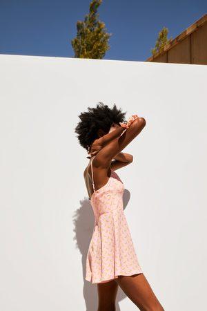 Zara Combi-short à imprimé et chouchou