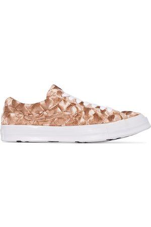 Converse Homme Baskets - X GOLF Le FLEUR One Star velvet sneakers