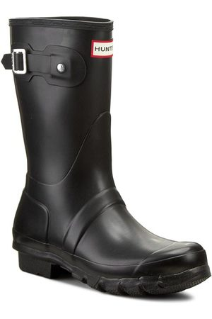 Hunter Bottes de pluie - Original Short WFS1000RMA Black W23758