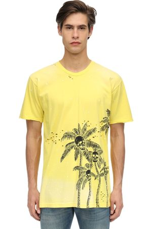 DOMREBEL T-shirt En Jersey De Coton