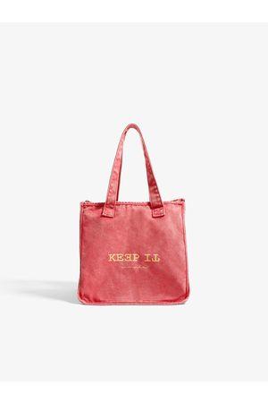 Zara Sac shopper en coton