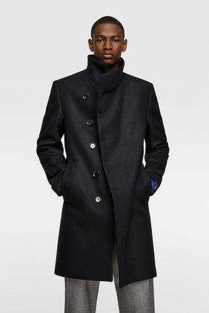 Manteaux & Vestes homme au col Zara | comparez