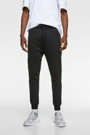 Zara Homme Joggings - Pantalon de jogging à bandes