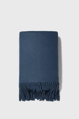 Zara Homme Écharpes & Foulards - écharpe épaisse à franges