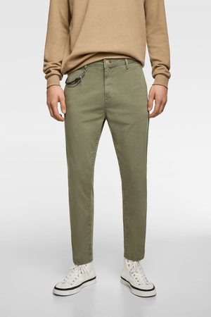 Zara Pantalon chino nouvelle coupe courte