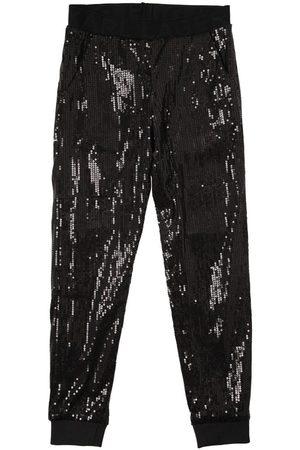 Karl Lagerfeld Fille Pantalons - Pantalon En Techno Recouvert De Sequins