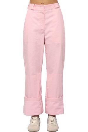 Pantalon Coton Cargo En De Toile gbvIYf76y