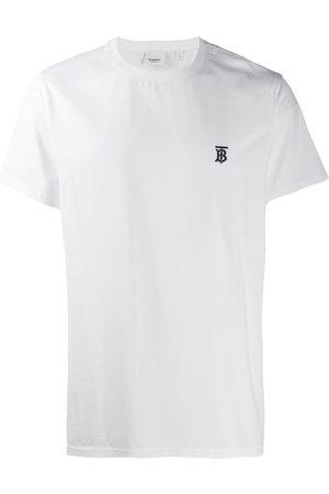 Burberry T-shirt monogrammé