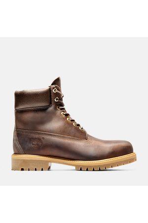 Timberland Homme Bottines - 6-inch Boot Heritage Classic Pour Homme En Foncé Foncé