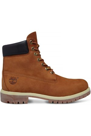 Timberland 6-inch Boot Premium Pour Homme En Rouille Rouille