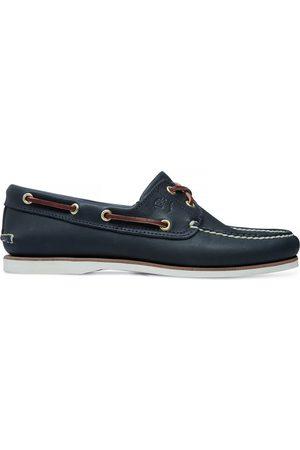 Timberland Homme Chaussures bateau - Chaussure Bateau Classique À Eillets Pour Homme En Marine Marine