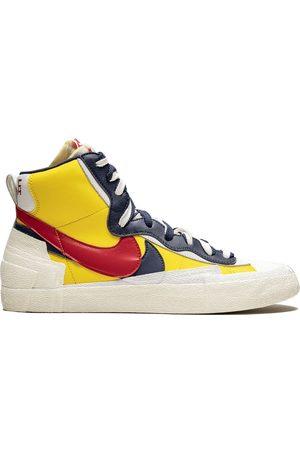 Nike Baskets montantes Sacai x Blazer Mid