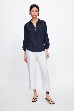 Zara Chemise à poche