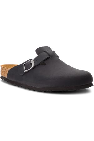 Birkenstock Homme Mules & Sabots - Mules / sandales de bain - Boston Bs 0059461 Black