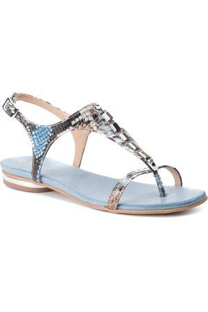 polański0826 Wąż Chaussures RPolański Sandales R Niebieski lK1cuJ3FT