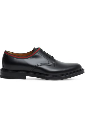Gucci Homme Derbies & Richelieu - 15mm Leather Derby Shoes