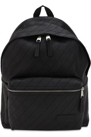 Eastpak Femme Sacs à dos - 24l Pak'r Quilted Leather Backpack