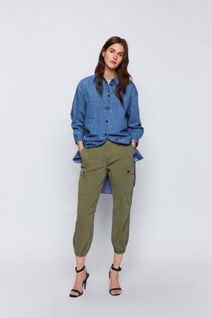 Zara Pantalon battle zw premium