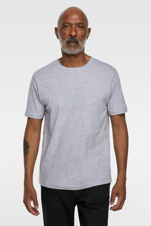 Zara T-shirt basique coupe regular